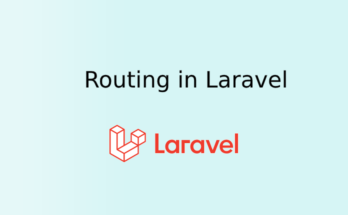 Routing in Laravel